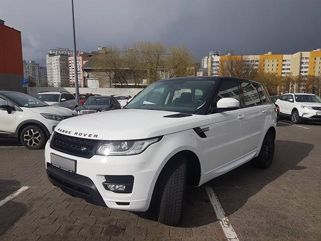 Range Rover-Sport