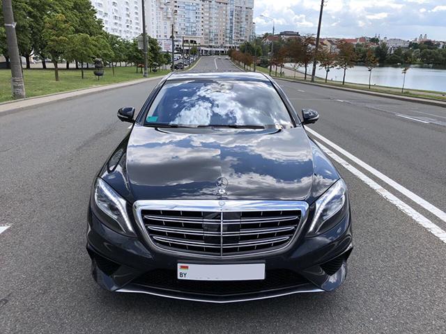 Mercedes W222 S500 AMG