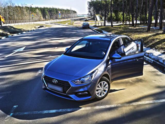 Hyundai Solaris 2018