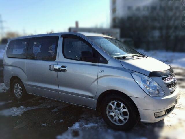 Hyundai Н1