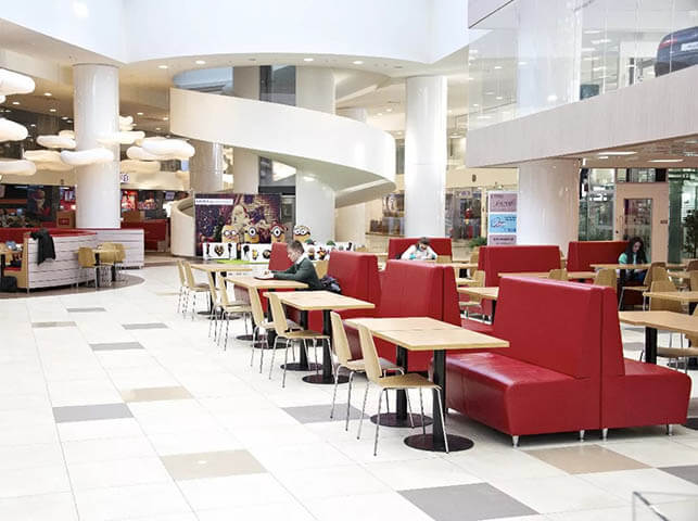 Food-courts