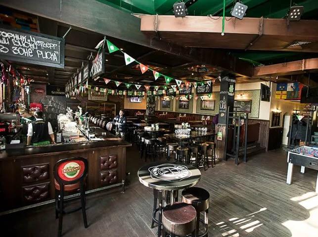 Clever Irish Pub