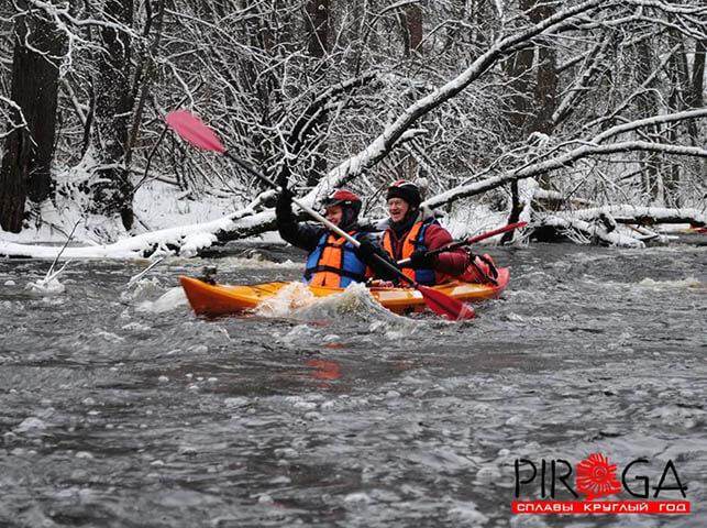 Kayaking alloys