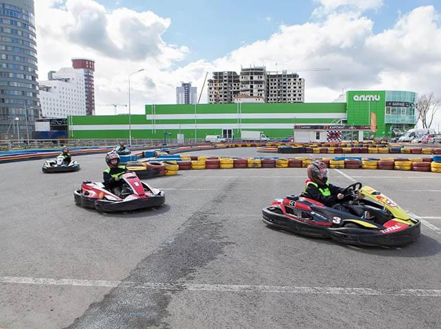 F1-Картинг Минск