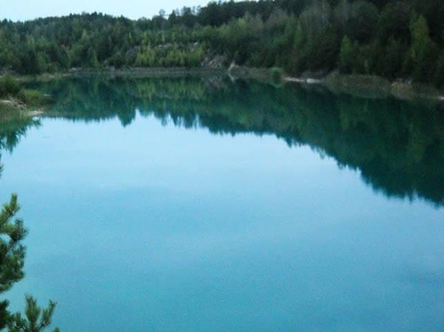 Zaslavskoe reservoir