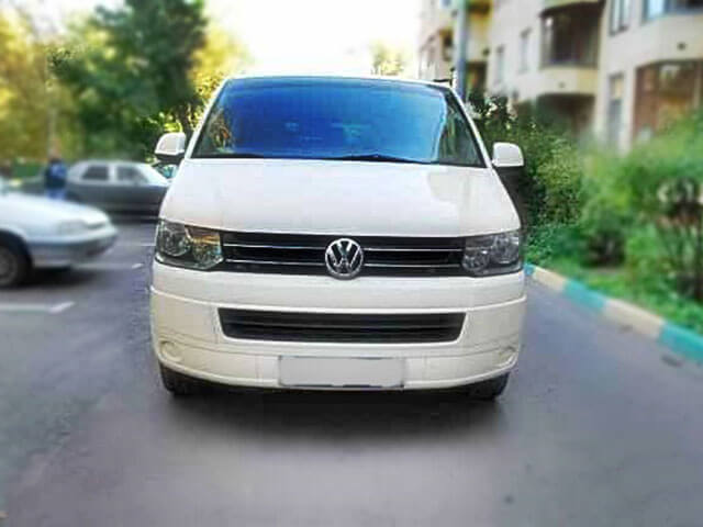 VW Caravelle Manual gearbox